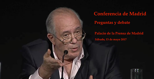 Conferencia de Madrid. Jacques-Alain Miller.